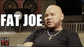 Fat Joe on Trying to Squash 50 Cent / Ja Rule Beef, Getting Cursed Out by Irv Gotti (Part 5)