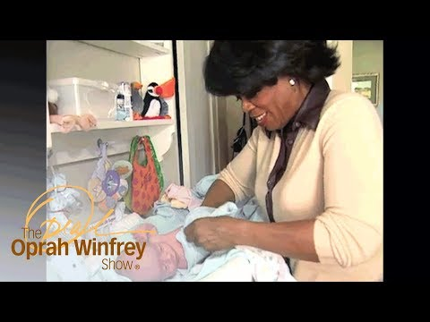 , title : 'Oprah Visits a Single Mother with Quadruplets | The Oprah Winfrey Show | Oprah Winfrey Network'