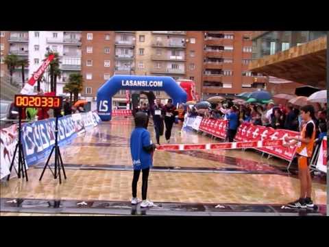 Vídeo sortida i arribada Especials Olímpics