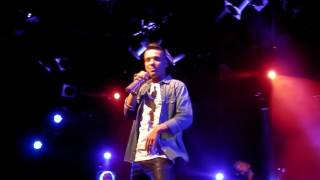 Anthony Callea - Heartbeat (Live on the Backbone tour)