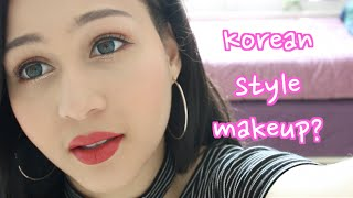 How My Makeup Style Has Changed in Korea