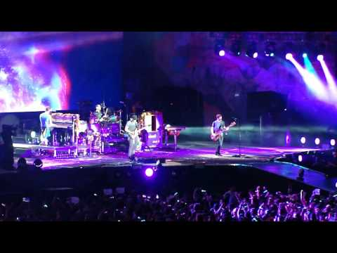Coldplay - Up & up (Live in São Paulo 2016)