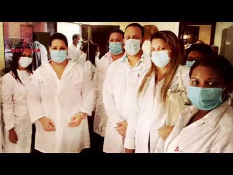 Emotiva bienvenida del pueblo panameño a los médicos cubanos