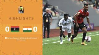 CHAN 2020 | 1er tour – Groupe B : Libye 0-0 Niger