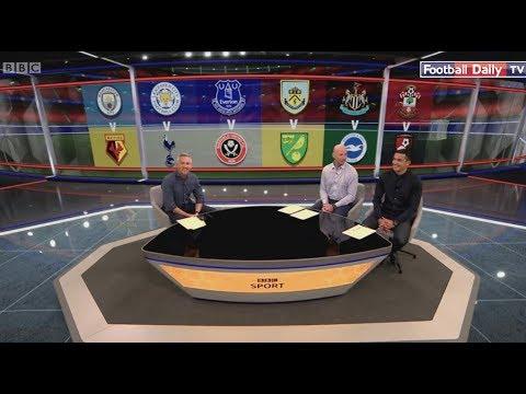 Match of the Day 1 | Man City 8-0 Watford & Leicester 2-1 Tottenham Alan Shearer Post Match Analysis