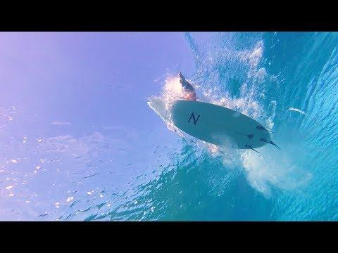 Surfing Frigates (Headcam)