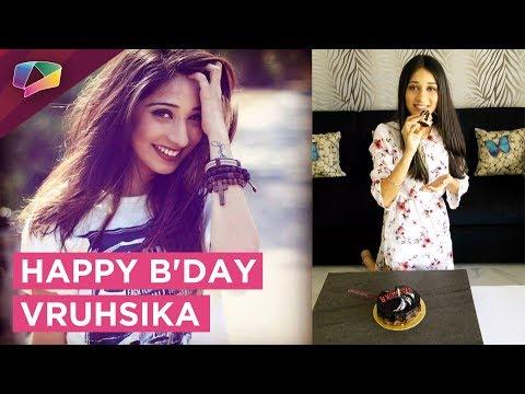 Vrushika Mehta Celebrates Her Birthday