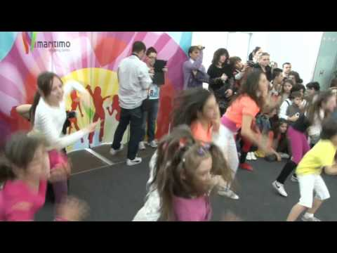 Zumba Kids Demo @ Maritimo 2012 | Total Dance Center