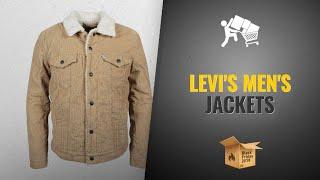 Save Big On Levis Mens Outerwear Jackets | UK Black Friday 2018