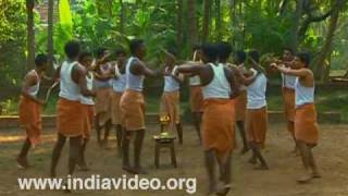 Kolkali - rhythm with sticks