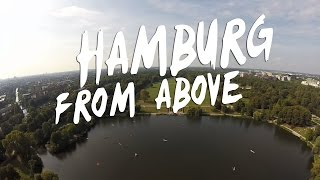 preview picture of video 'Hamburg from Above | DJI Phantom 2 | GoPro Hero 3+ BE  +++ WATCH IN HD +++'