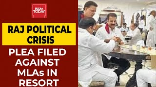 Rajasthan Crisis: Plea In Rajasthan HC Seeking To Stop Salary, Allowances Of MLAs Staying In Resorts  IMAGES, GIF, ANIMATED GIF, WALLPAPER, STICKER FOR WHATSAPP & FACEBOOK