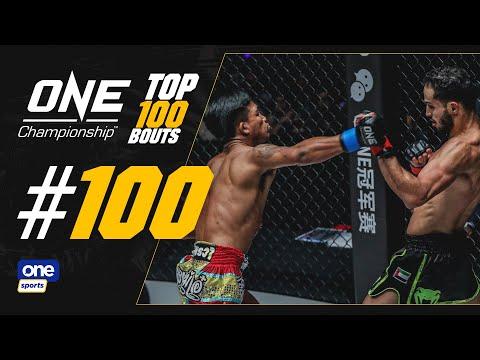 [Sport5]  One Championship Top 100 Fights: Rodtang Jitmuangnon vs Fahdi Khaled
