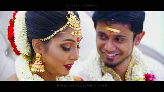 Rajeswaran & Mathini - Cinematic Wedding Highlight by Jobest