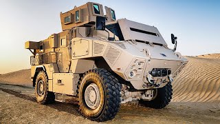 10 Most Amazing Military Armored Vehicles In The World