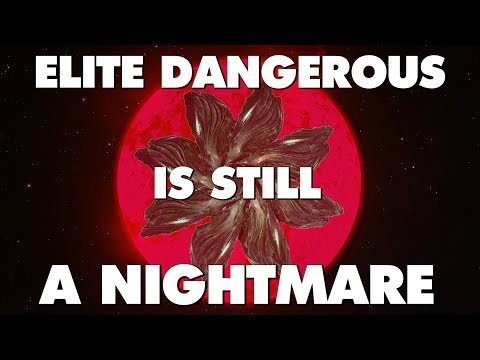 Elite Dangerous Is Still A Nightmare - This Is Why (Voice Attack)