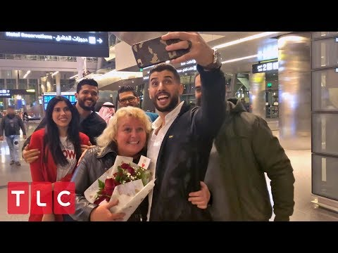 Laura Arrives in Qatar | 90 Day Fiancé: The Other Way