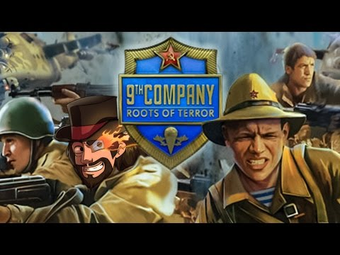 THE SOVIET-AFGHAN WAR IN GAME-FORM? - 9th Company - Roots of Terror