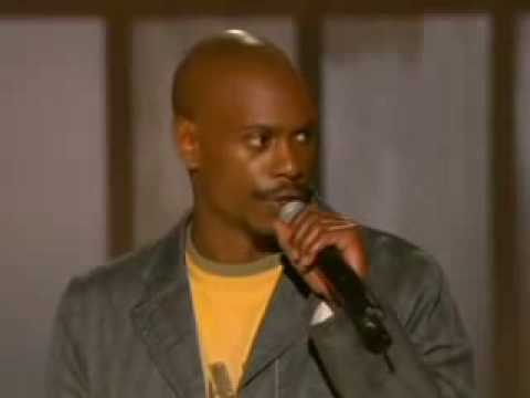 We've got Ja rule on the phone, let's see what Ja's thoughts are... - Dave Chappelle