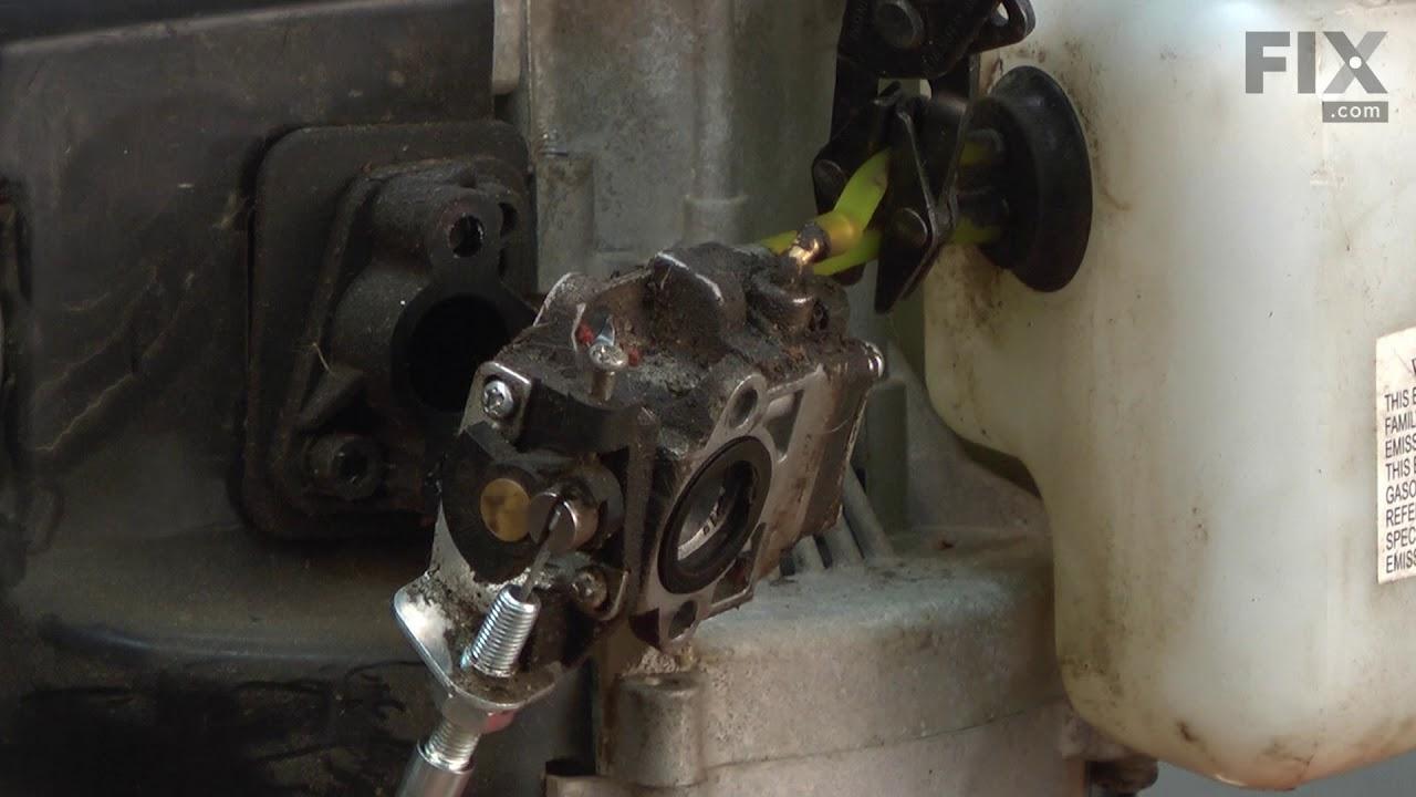 Replacing your Southland Tiller Carburetor
