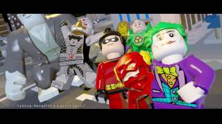 LEGO Batman 3: Beyond Gotham ~ Level 8: Big Trouble in Little Gotham (Story Mode Guide)