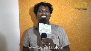 Singer Jeyamoorthy at Pongadi Neengalum Unga Kadhalum Team Interview