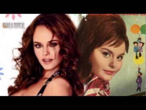 Rocio & Shaila Dúrcal - Si Yo Tuviera Rosas.mp4
