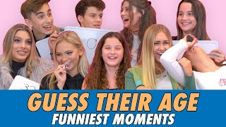 Guess Their Age - Funniest Moments
