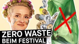 Zero Waste-Tipps fürs Festival: Vorbereitung für ein Festival ohne Müll    PULS Reportage