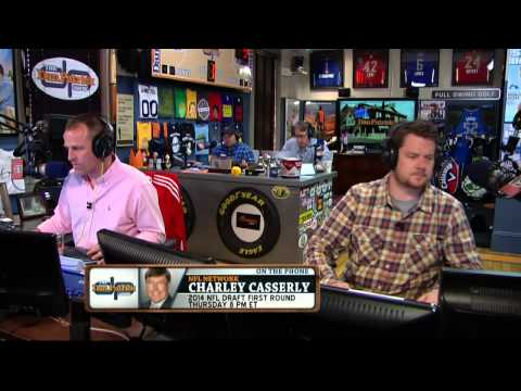 Charley Casserly on The Dan Patrick Show (Full Interview) 5/6/14