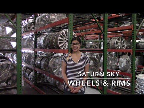 Factory Original Saturn Sky Wheels & Saturn Sky Rims – OriginalWheels.com