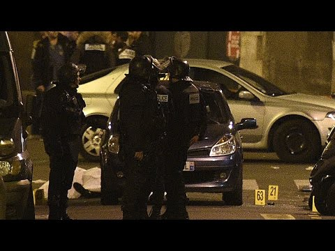 Deadly shootouts, explosions in Paris