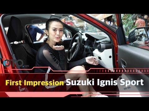 First Impression Suzuki Ignis Sport I oto.com