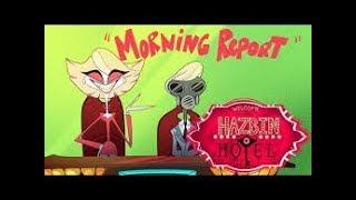 """HAZBIN HOTEL """"Morning Report"""" (PT-BR)"""