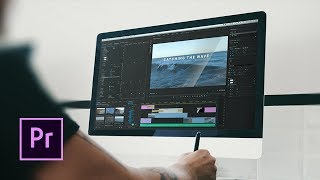 Easily Create Title Designs in Premiere Pro | Adobe Creative Cloud