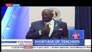 Kenyan government plans to employ more teachers