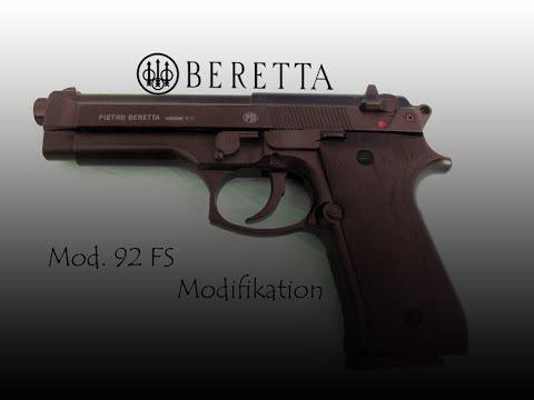 Softair-Mod: Wie man aus Eiche Mooreichen-Griffschalen für eine Softair-Pistole macht.