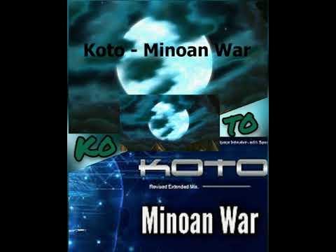 Koto music - Minoan War -    AUDIO Vinyl