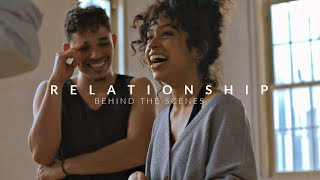 I'M IN RELATIONSHIP • Behind the Scenes with Anthony Ramos