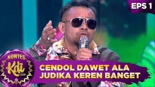 CENDOL DAWET ALA Judika Keren Banget Kontes KDI 2020...