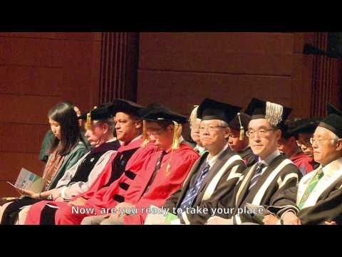 Inauguration Ceremony 2016 Highlights