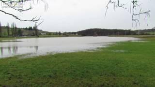 Narasle vode v Prlekiji, november 2016