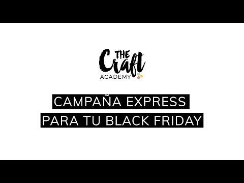 CAMPAÑA EXPRESS PARA EL BLACK FRIDAY