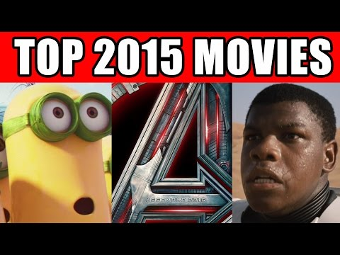 Top 25 Most Anticipated Movies of 2015 | MTW
