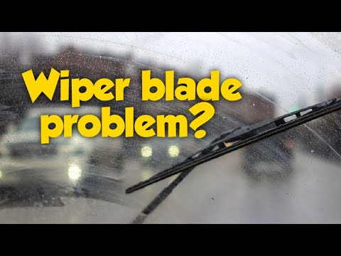 How to give long life on wiper blade. Paano mag linis ng wiper blade?