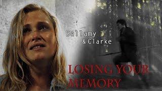 Bellamy & Clarke- Losing your Memory (Spoilers 2X03)