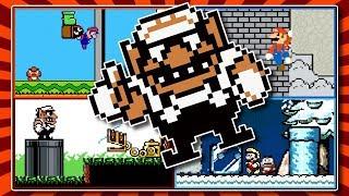 100 Goomba Challenge?! Super Mario Maker Mod | BTG