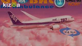 Global Air Ambulance transferring the patient in an economical pricing