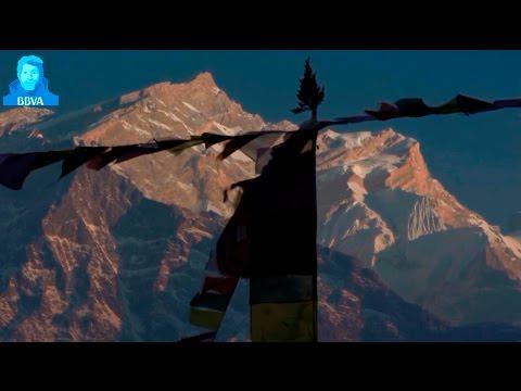 Éxito del veterano alpinista palentino./BBVA
