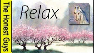 "BEAUTIFUL RELAXATION MUSIC: ""Moon Tales"" Mia Renfer"
